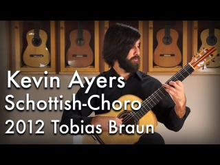 Villa-Lobos 'Schottish-Choro' played by Kevin Ayers