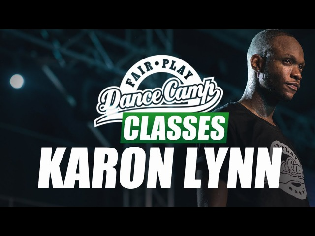 ★ Karon Lynn ★ Get Right ★ Fair Play Dance Camp 2017 ★