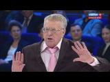 Жириновский дал интервью на ток-шоу