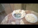 необходимые заготовки новый рецепт холодного фарфора
