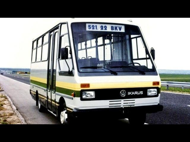 Ikarus 521 1985 89