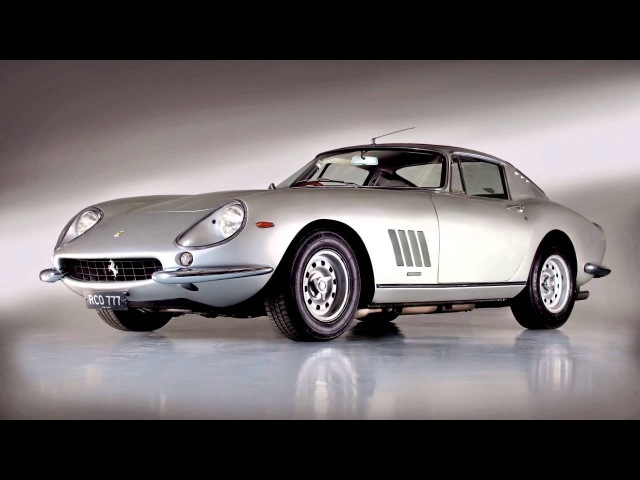 Ferrari 275 GTB4 Acciaio UK spec '1966–68
