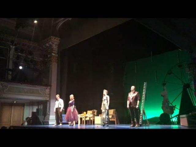 Instagram post by Театр им.В.Ф.Комиссаржевской • Jan 29, 2018 at 9:36pm UTC