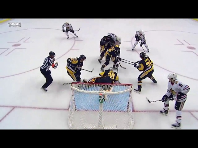 NHL CHI PIT REVIEW NOV 18 2017
