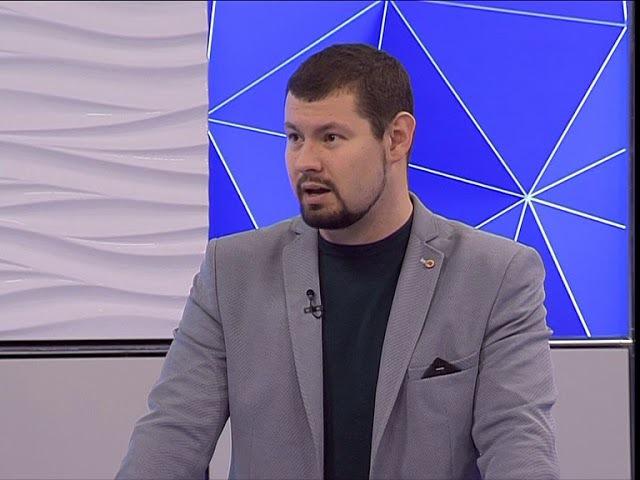 ГТРК ЛНР Интервью Александр Проценко 19 января 2017 г