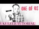 ONE OF US - JOAN OSBORNE (UKULELE TUTORIAL)