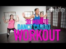 30 minute dance cardio total body workout Fit Class CBC Life
