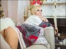 JESSICA NIGRI 🔞 CHRISTMAS COSPLAY 🎅 HOT