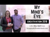 My Mind's Eye Creativation 2018
