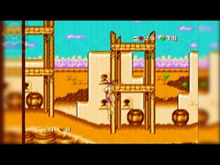 [Famiclone-PAL]A-N7 Aladdin - Gameplay