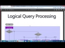 11. SQL Performance Optimization. Execution Plan. Этапы выполнения запроса. Оптимизатор