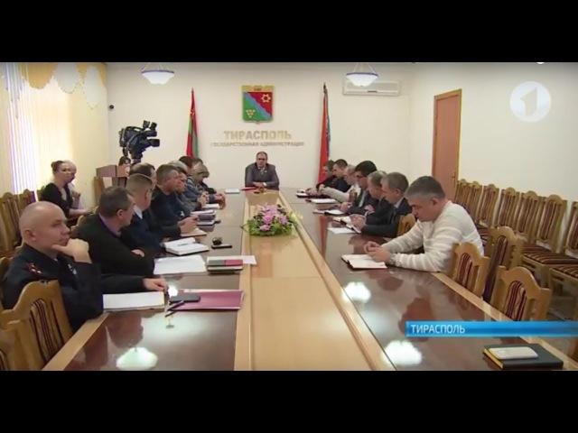 В столице прошло аппаратное совещание по вопросам ЖКХ