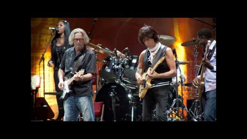 Eric Clapton Jeff Beck - Shake Your Money Maker (Live from Crossroads 2010)
