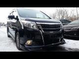 Toyota Esquire 2.0 Gi 4WD 2015 - ПЕРВЫЙ ОБЗОР ТОЙОТА ЭСКВАЙР (Voxy, Noah)