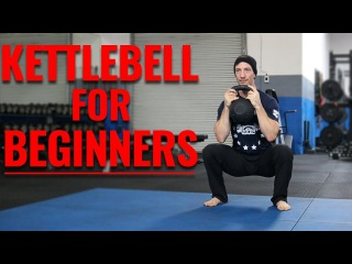 10 Minute Kettlebell Workout for Beginners - Ladder style