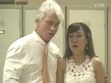 Dmitri Hvorostovsky&ampSumi Jo in KoreaTV News(1)