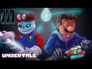Jump Up Super Star Undertale Remix (1-Up Girl Cover) Mario Odyssey Undertale Remix Piano