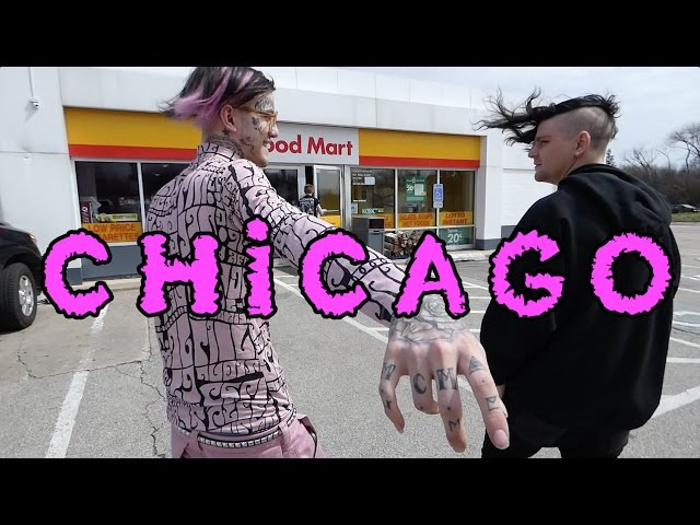 THE PEEP SHOW TOUR DAY 1: CHICAGO