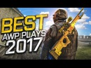 CSGO - BEST PRO AWP Plays 2017 Fragmovie