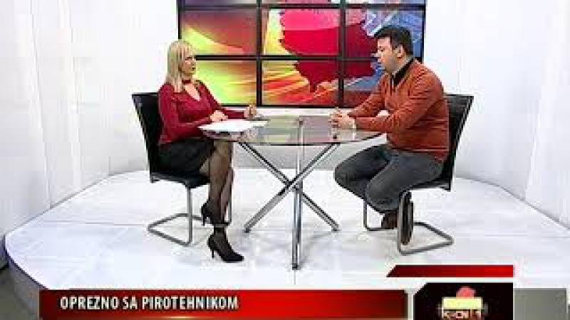 Srbija Online - Predrag Poleksic - (TV KCN 27.12.2017)
