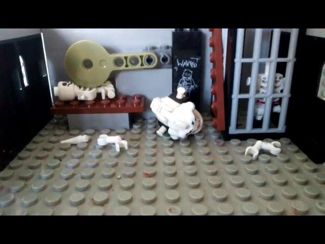Лего фигурки на тему ужастики