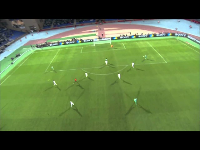 Raja Casablanca 3 x 1 Atlético-MG - Lances e Gols - Mundial de Clubes - 18/12/2013