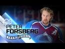 Легенды НХЛ Петер Форсберг