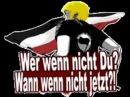 Annett Müller CDU Raus bist du