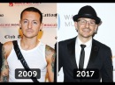 Chester Bennington-Transformation From 1 To 41 Years Old