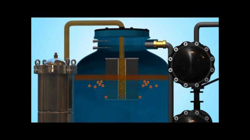 RecoverAll™ - Oil Water Separator Treatment System by ERE Inc - Made in Canada -EN