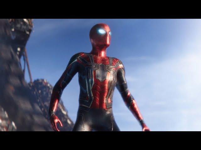 Обзор на новые 30 секунд :Мстители война бесконечности