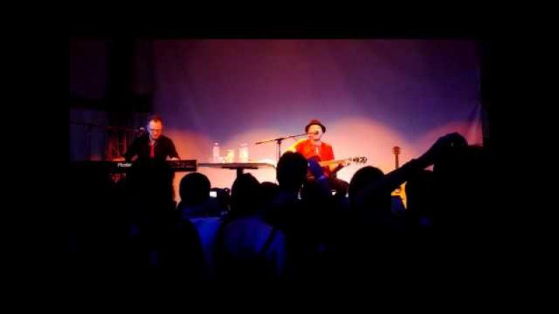 Глеб Самойлов live На Дне (Киев 27.07.2014)