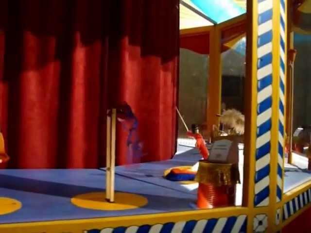 Modern Automata Museum - Circus at Sala Santa Rita - Roma - 04-04-2013