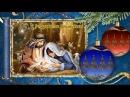 Красивое поздравление с Рождеством Христовым Музыкальная видео открытка