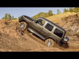 2018 Mercedes G-Class OFFROAD - The Most Luxurious Box in the World