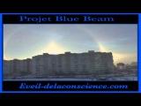 LE PROJET BLUE BEAM  Illusion d'optique et faux messages 55