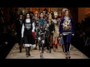 Dolce Gabbana Fall Winter 2018/19 Women's Fashion Show