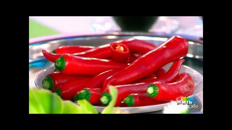 Жить здорово Супер еда для мужского достоинства 22 02 2017
