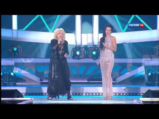 Слава и Ирина Аллегрова - Первая любовь - любовь последняя (Песня года, 02.01.15, HD)
