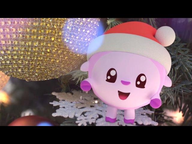 Малышарики - Топ-Топ, Новый год