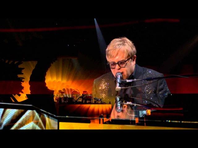 Elton John - Indian Sunset (The Million Dollar Piano | 2012) HD