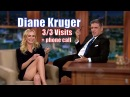 Diane Kruger - Talented German Beauty - 3/3 Visits 1 Phone Call - In Chronological Order 1080