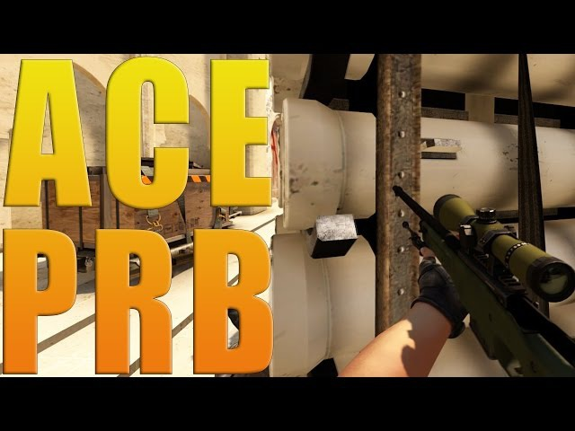 ACE by PRB de mirage CS GO