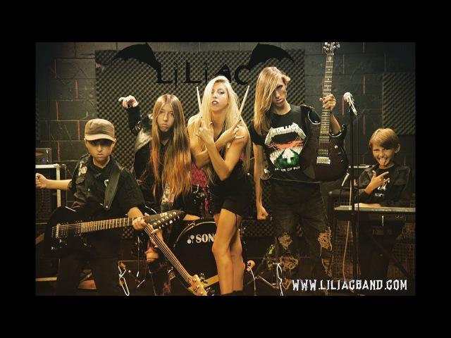 Enter Sandman - Liliac (Official Music Video)