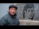 Turning dirt into art: Former art teacher creates drawings on dusty cars