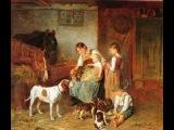 ADOLF EBERLE (1843-1914) German painter