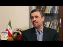 Ahmadinejad sur Euronews Trump a choisi la voie de la guerre global conversation 19 avr 2017