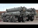 Russia: S-400 lauded as lynchpin to Crimea's air-defence