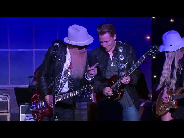 Billy Gibbons live 2016 zz top zz ward