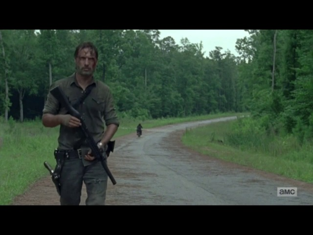 The Walking Dead 8x05 Daryl And Rick Split Up / Gabriel Confesses To Negan